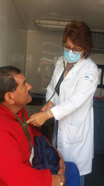 Cabina médica