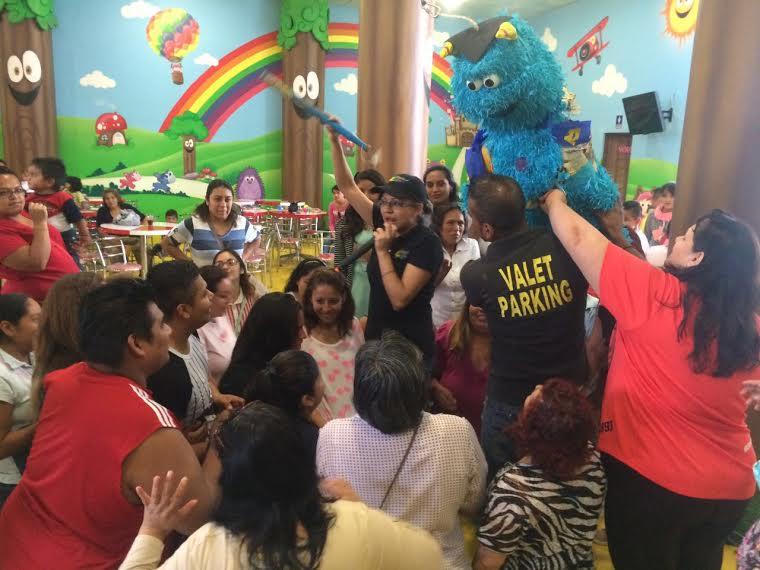 Gestión social con niñas y niños