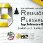 Reunión plenaria PRD