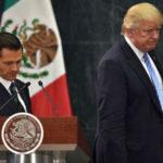 La humillación de Donald Trump a México y la afrenta de Peña Nieto