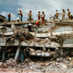 Tres caras del sismo: un acto de memoria