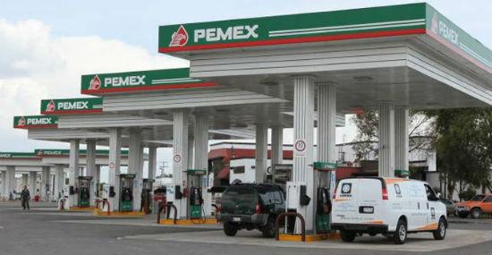 gasolinas en México