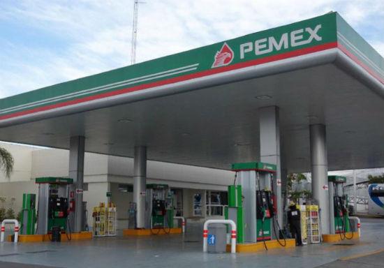 Aumento precios gasolina México