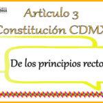 Constitución CDMX