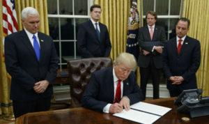El Chapo, el muro y el fracaso de Trump