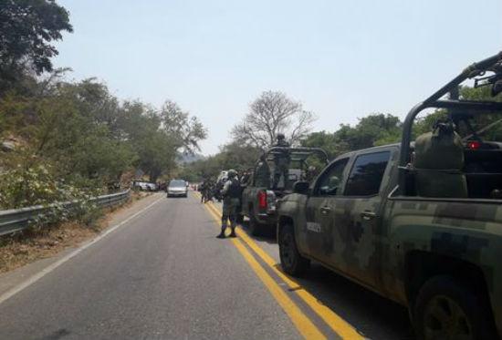 Ejercito en Guerrero