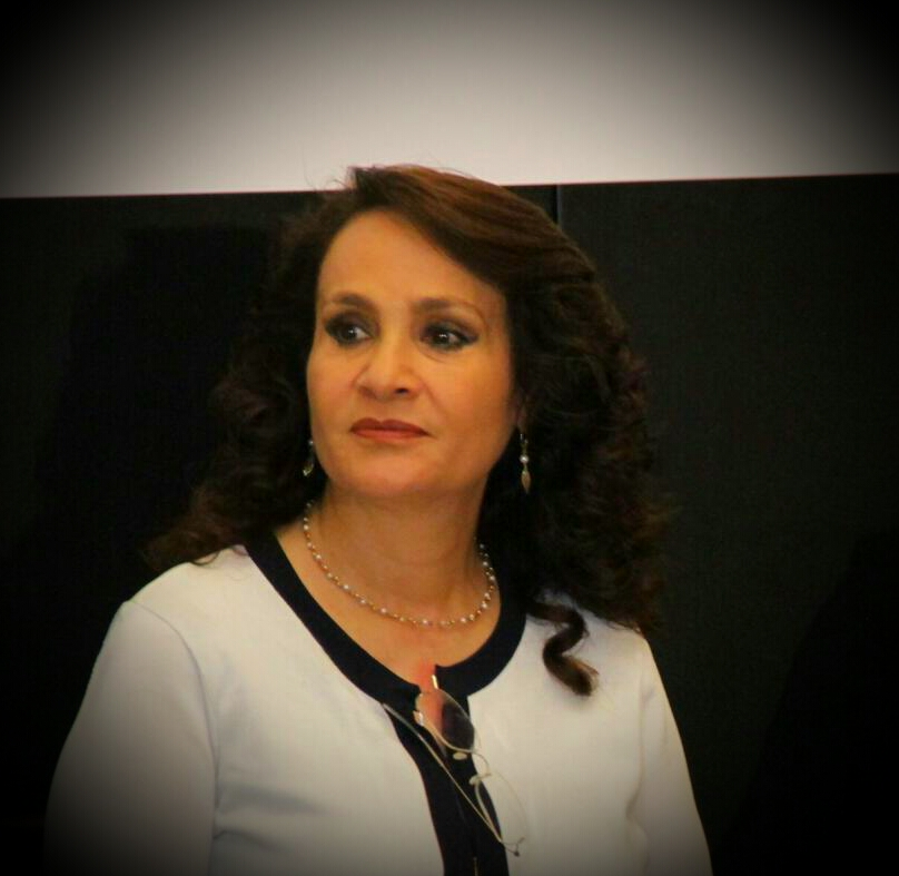 Senadora Dolores Padierna Luna