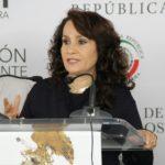 Dolores Padierna Luna anuncia que solicitarán comparecencia de funcionarios por espionaje ilegal.