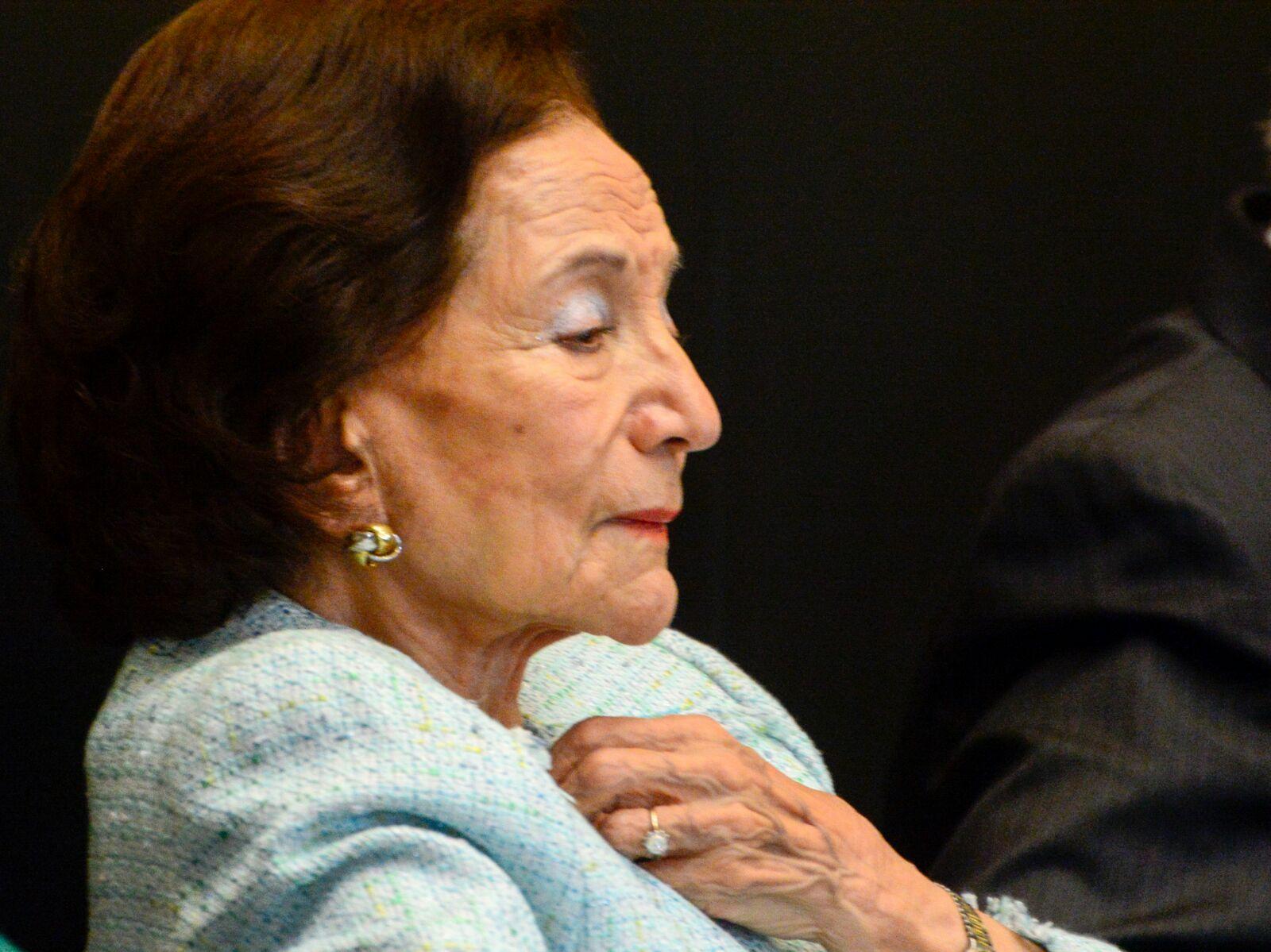 Homenaje a la maestra Ifigenia Martínez en el Senado de la República.