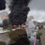 Se necesita de un informe detallado sobre las causas y los costos que ocasionó el incendio en la refinería de Salina Cruz