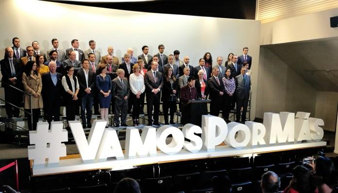 #VamosPorMas ha asumido una importante agenda legislativa, que desde una perspectiva ciudadana y de la academia, fortalecería el funcionamiento del #SNA