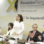 Los tiempos apremian y la sociedad mexicana nos exige que actuemos de manera clara y decidida