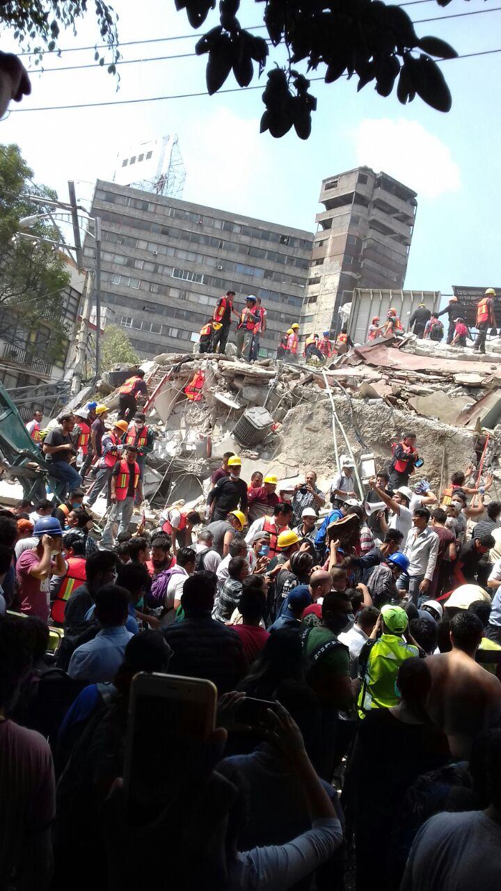 Opacidad y corrupción, doble golpe a damnificados por sismos