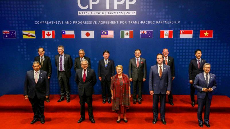 TPP11, tema laboral
