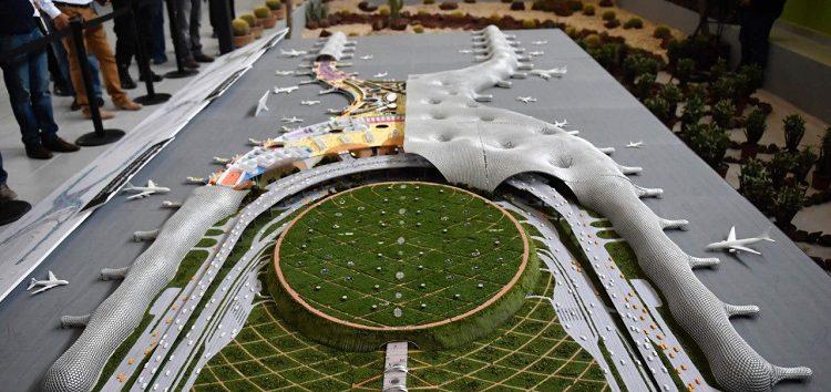 Obra del nuevo aeropuerto debe generar un compromiso por la transparencia