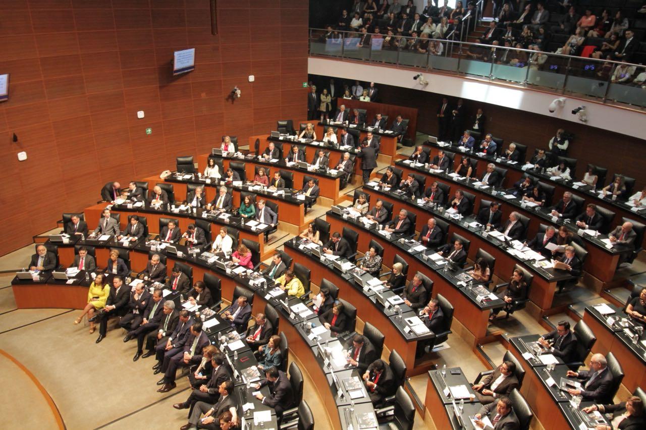 Conclusión del Senado de la República