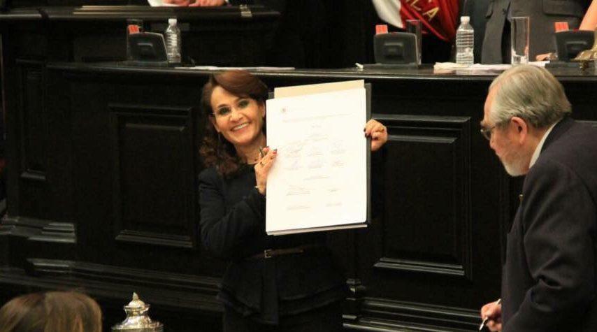 Sobre la entrada en vigor de la Constitución de la Ciudad de México
